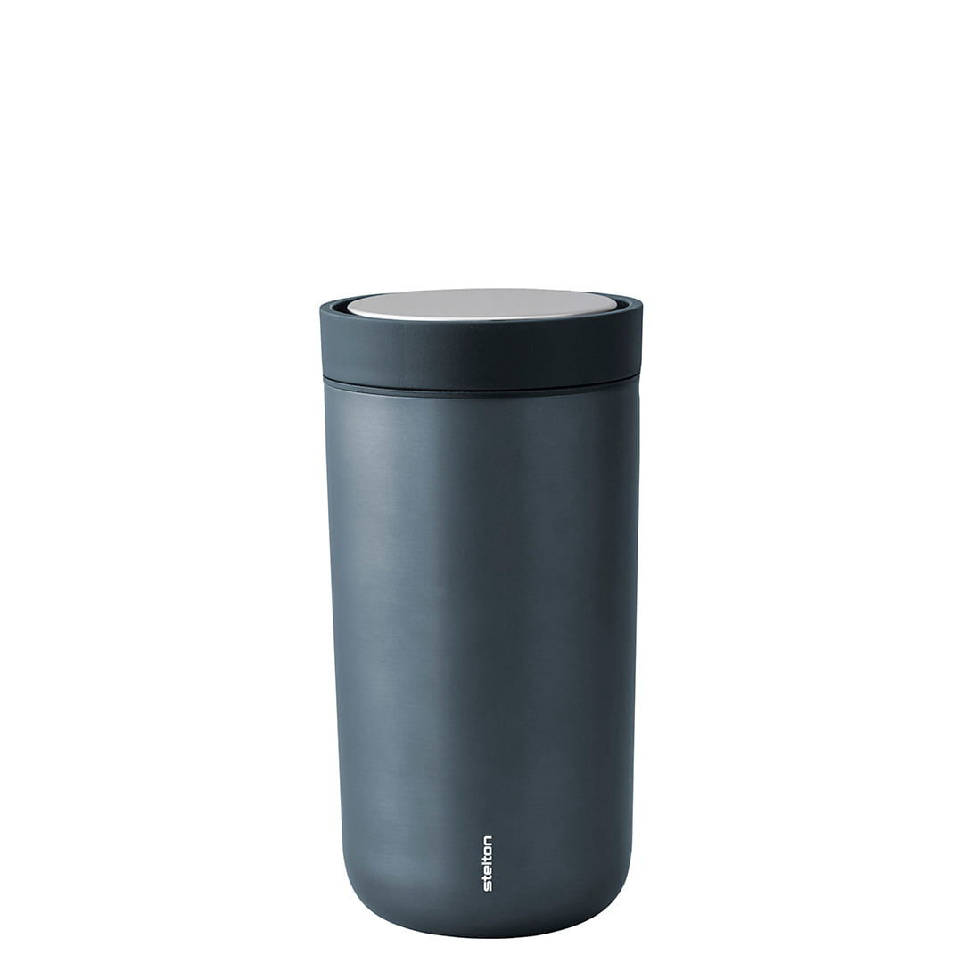 Stelton To Go Click - Dark Blue Metallic