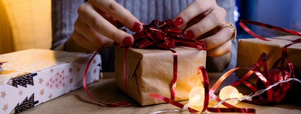 Offert för julklappar