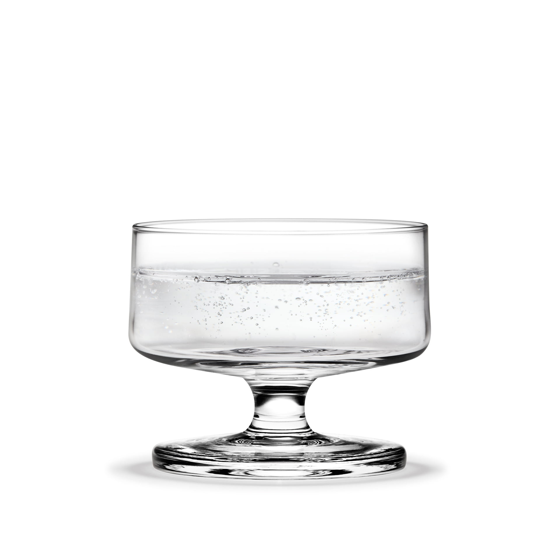 Stub glas dessert