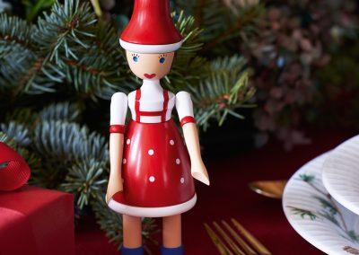 Jule Lise julklappar från Kay Bojesen