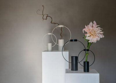 Vaser som julklappar från Sagaform
