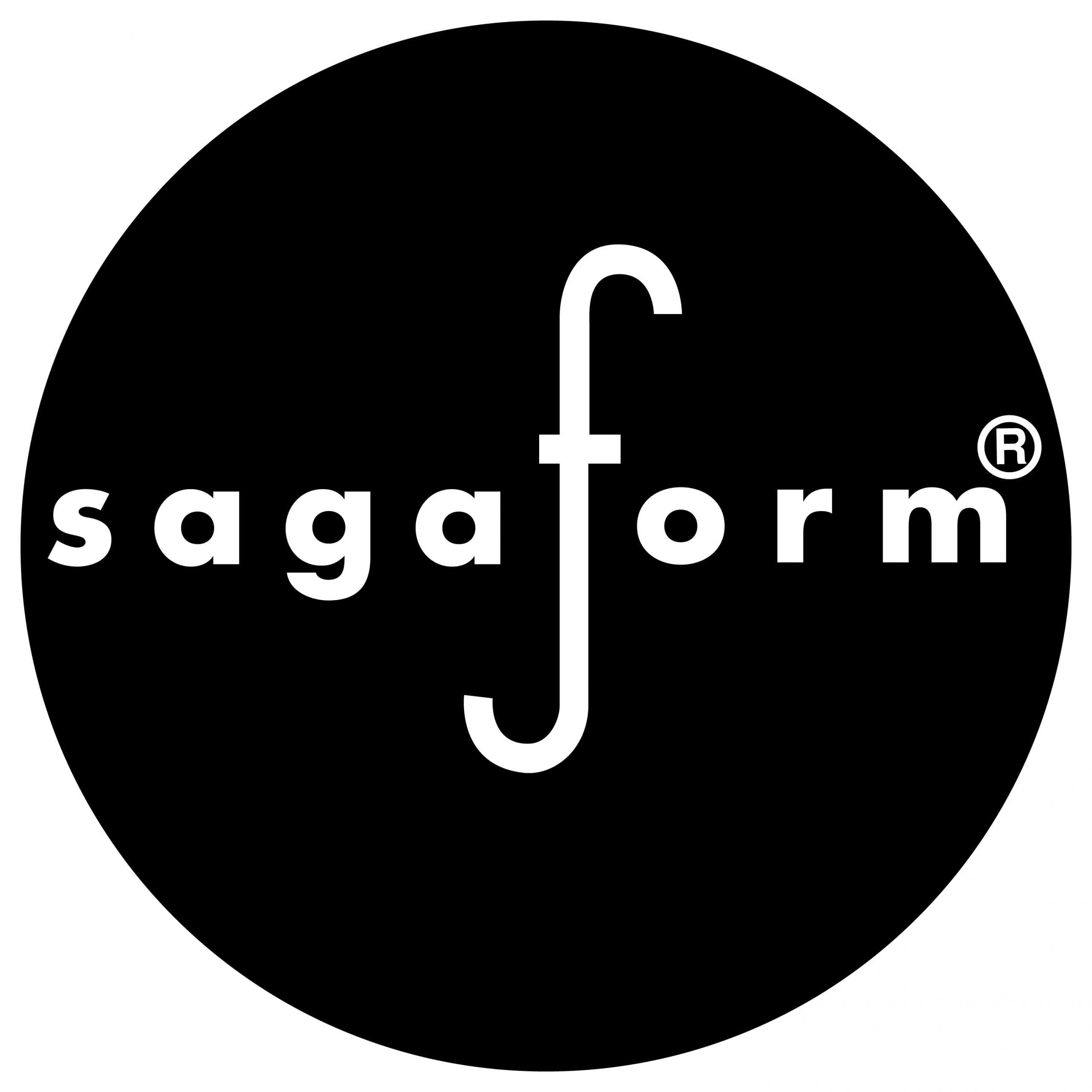 Sagaform logotyp