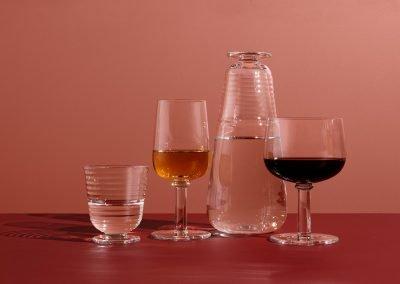Glas från Kosta Boda
