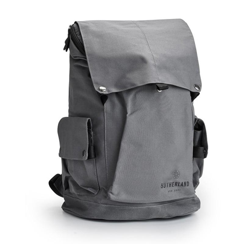 Snygg ryggsäck i canvas från Sutherland & Sons