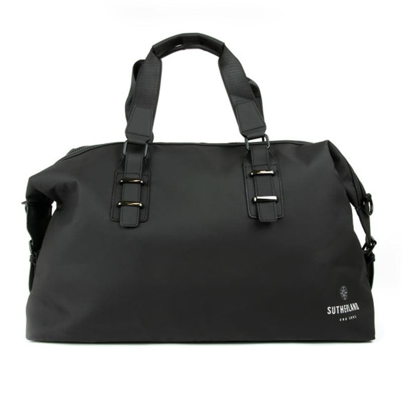 Trendig duffelbag i nylon från Sutherland & Sons